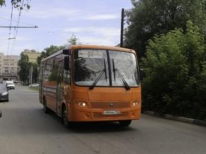Маршрут нижегородского автобуса № 13 изменится с 1 сентября
