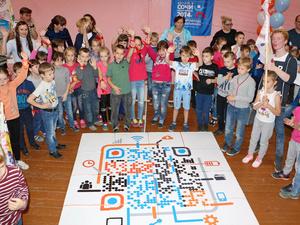 Интерактивный квест познакомил нижегородских школьников с миром телекоммуникаций