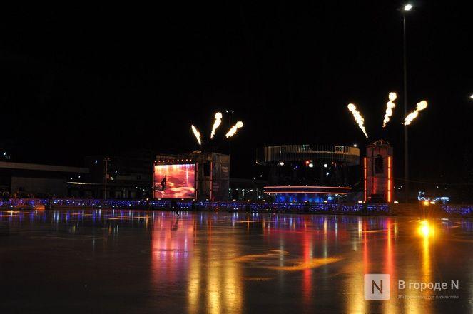 Ирина Слуцкая с ледовым шоу открыла площадку «Спорт Порт» в Нижнем: показываем, как это было - фото 34
