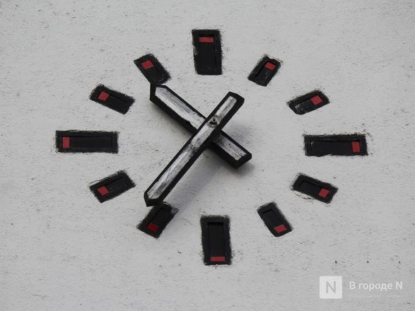 Хранители времени: самые необычные уличные часы Нижнего Новгорода - фото 42