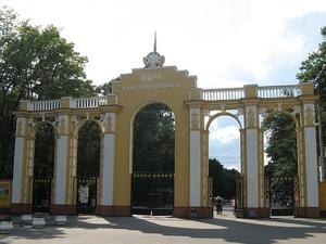 Лучшая в городе детская площадка появится в Автозаводском парке