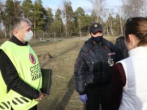 128 нижегородцев привлекли к ответственности за нарушение самоизоляции в минувшие выходные