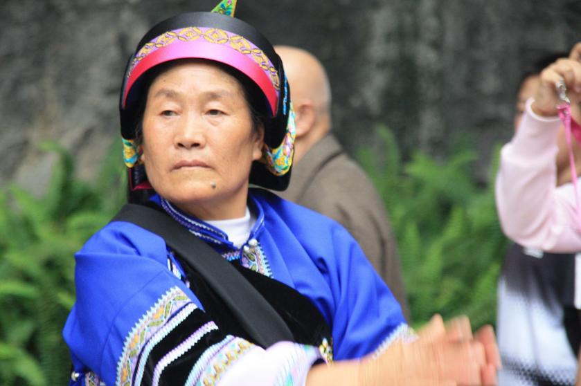 Почему у японцев и китайцев узкие глаза? - фото 1