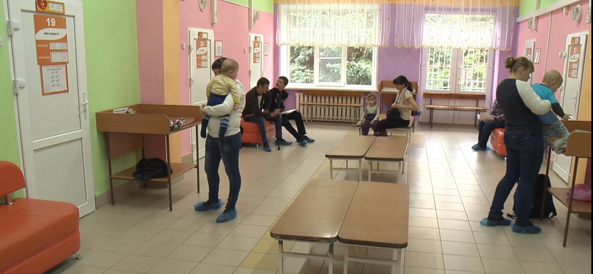 Детскую городскую больницу № 42 в Нижнем Новгороде капитально отремонтировали за пять миллионов рублей - фото 1