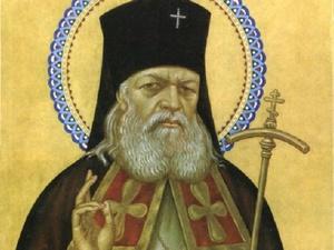 В кафедральный собор Нижнего Новгорода прибудут мощи святителя Луки