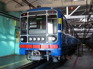 Администрация Нижнего Новгорода закупит 23 новых вагона метро