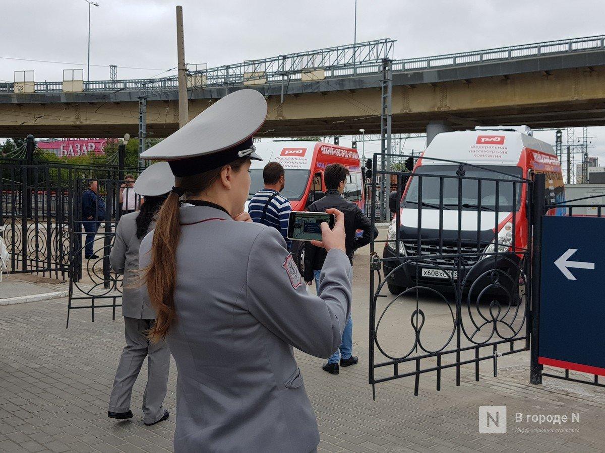 С поезда на автобус: в Нижнем Новгороде появились мультимодальные перевозки пассажиров - фото 9