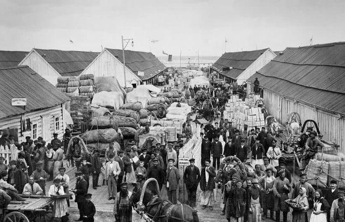 Дореволюционный Вегас: когда в Нижнем Новгороде гремели трактиры и шумели пальмы - фото 2