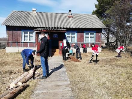 Нижегородская область во второй раз присоединилась к акции «#ДоброВСело»