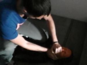 Чтобы скрыть убийство, мужчина поджег дом на Бору