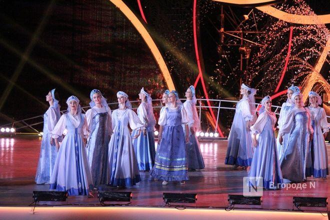 Огонь, вода и звезды эстрады: Как прошло гала-шоу 800-летия Нижнего Новгорода - фото 42
